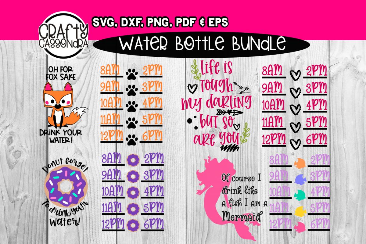 Water bottle bundle deal! example image 1