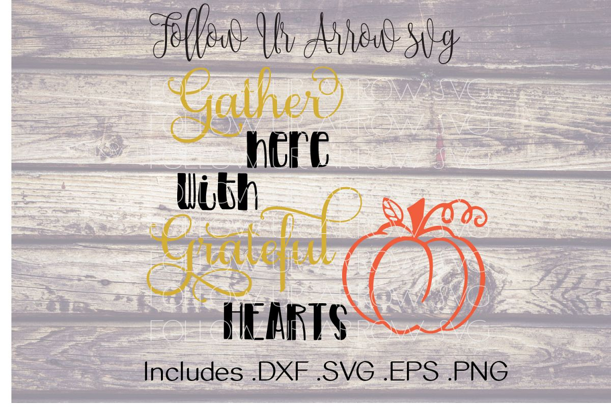 Gather Here With Grateful Hearts  example image 1