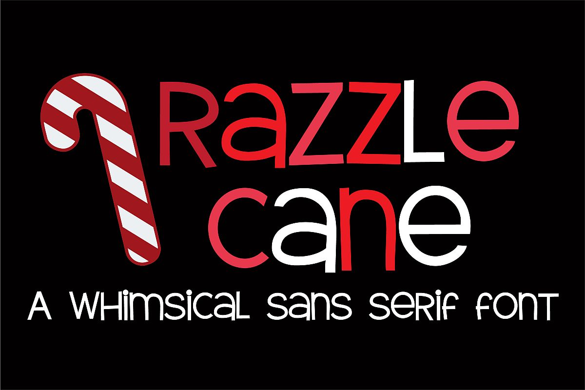 ZP Razzle Cane example image 1