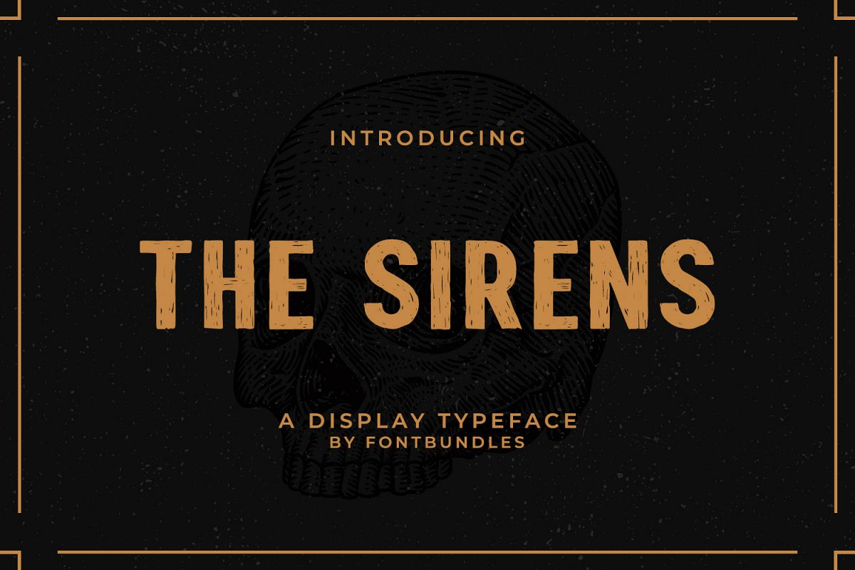 The Sirens example image 1