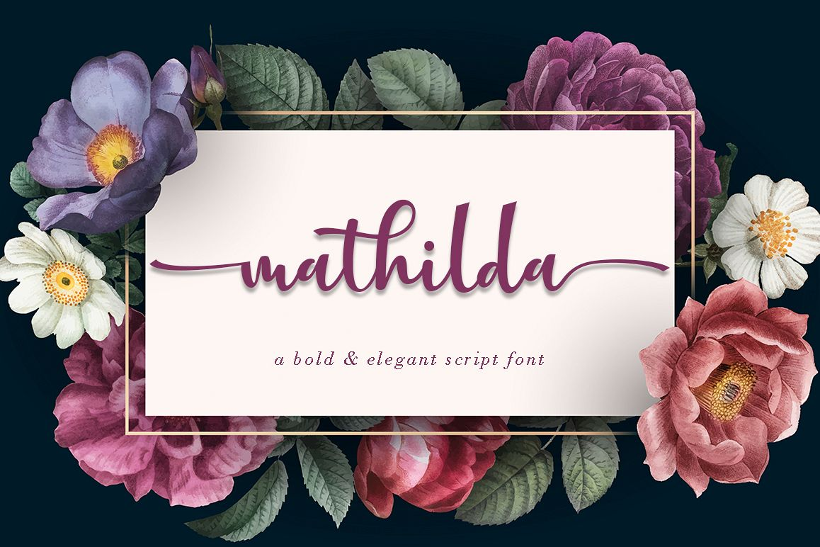 Mathilda example image 1