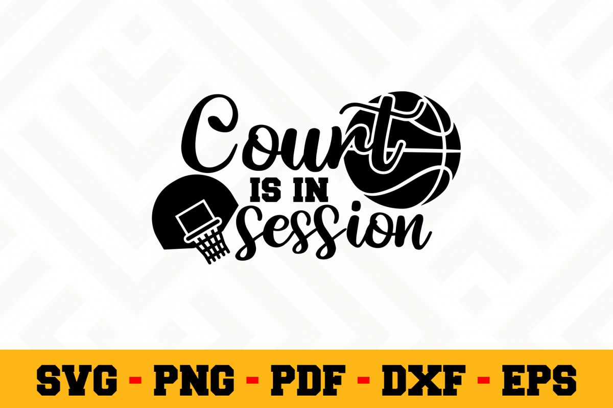 Basketball SVG Design n573 | Basketball SVG Cut File example image 1