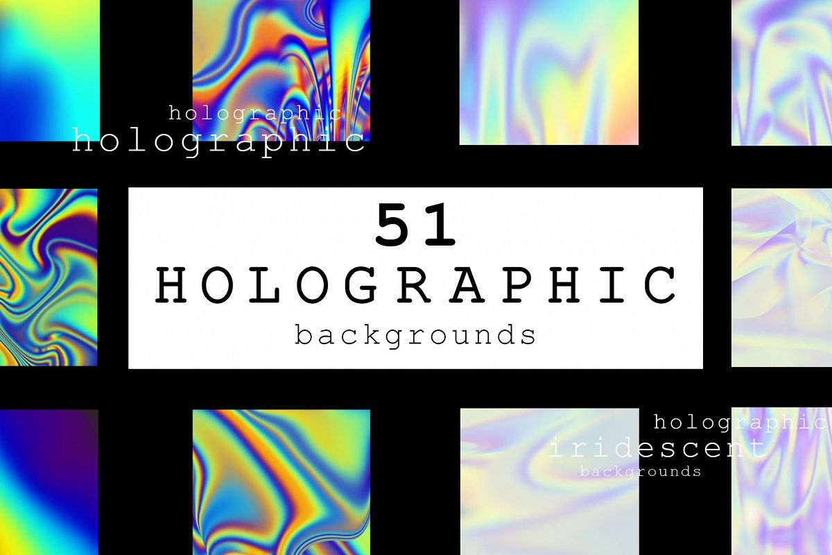 Holographic Backgrounds example image 1