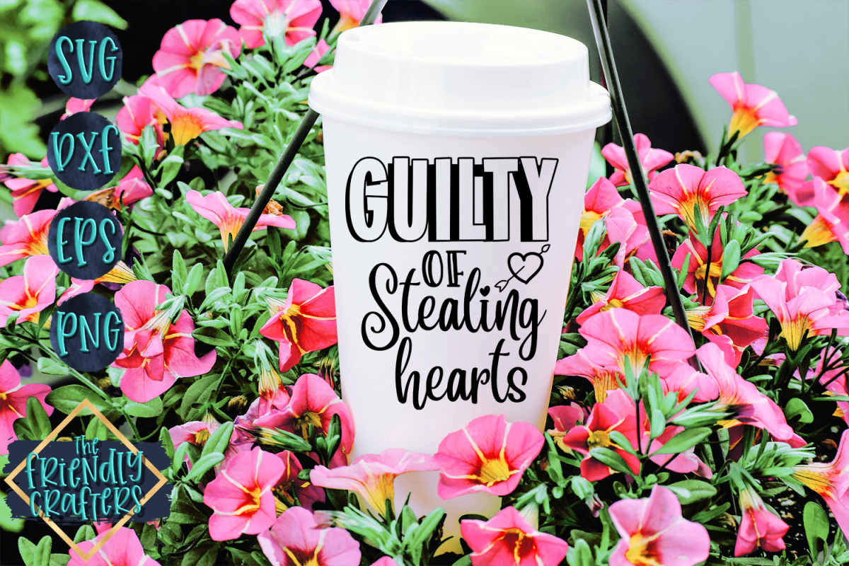 Guilty of Stealing Hearts example image 1