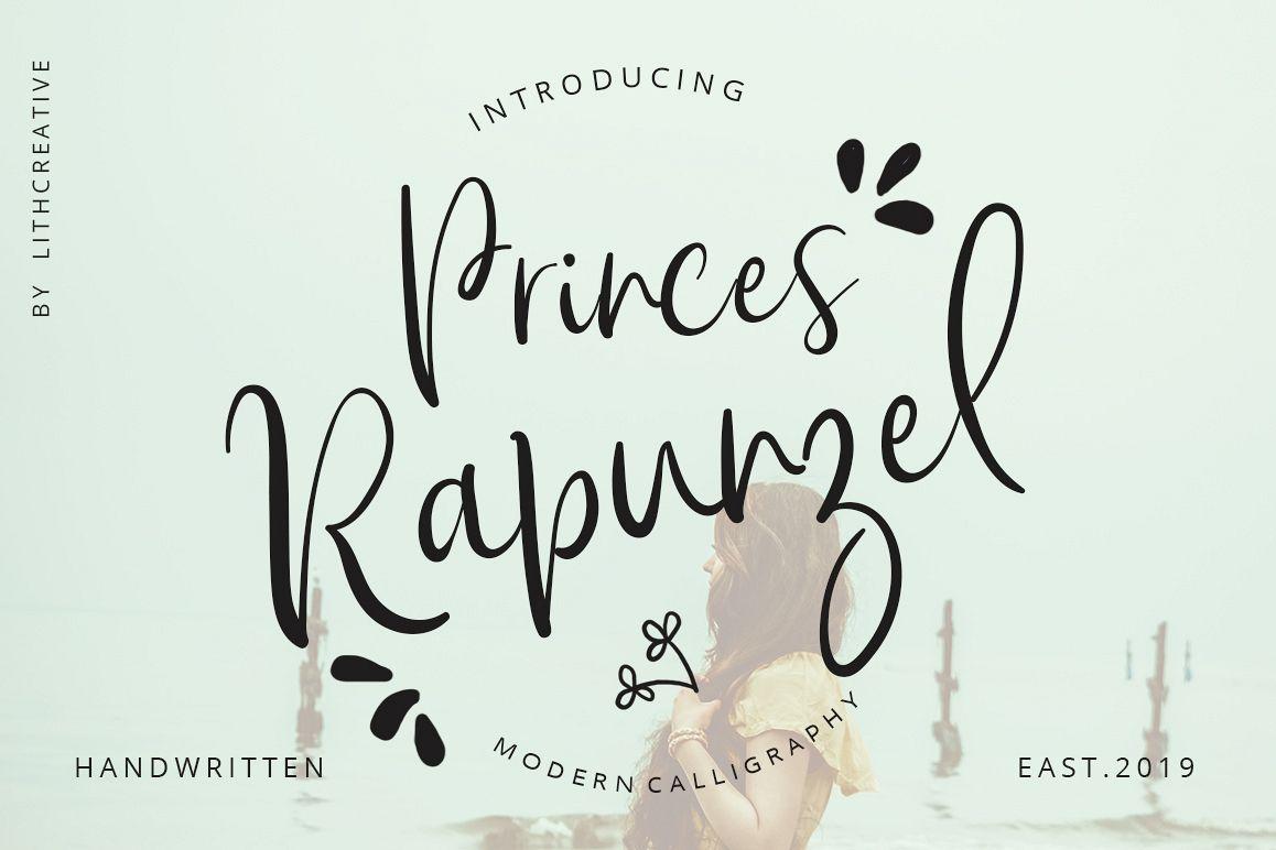 Princes Rapunzel example image 1