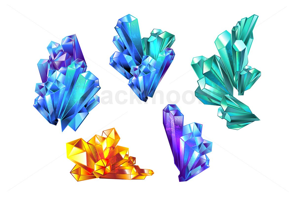 Crystal Collection example image 1