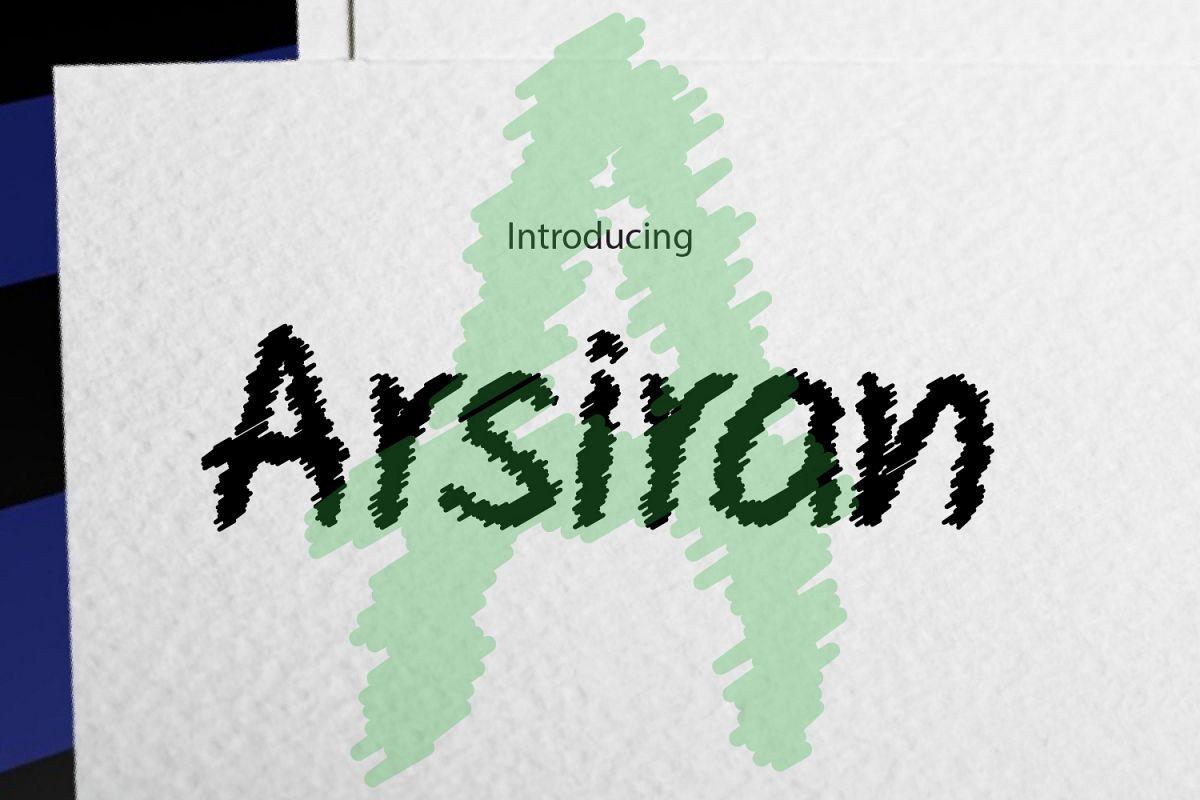 Arsiran example image 1