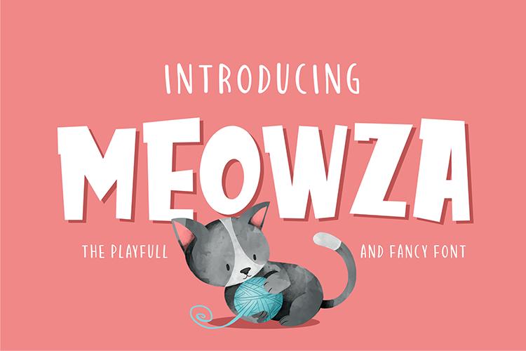 Meowza example image 1