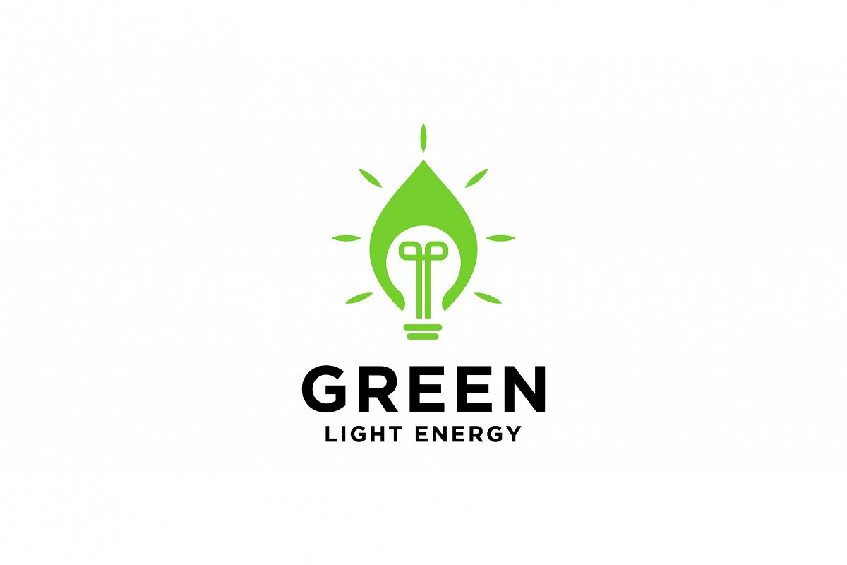 green light energy logo example image 1