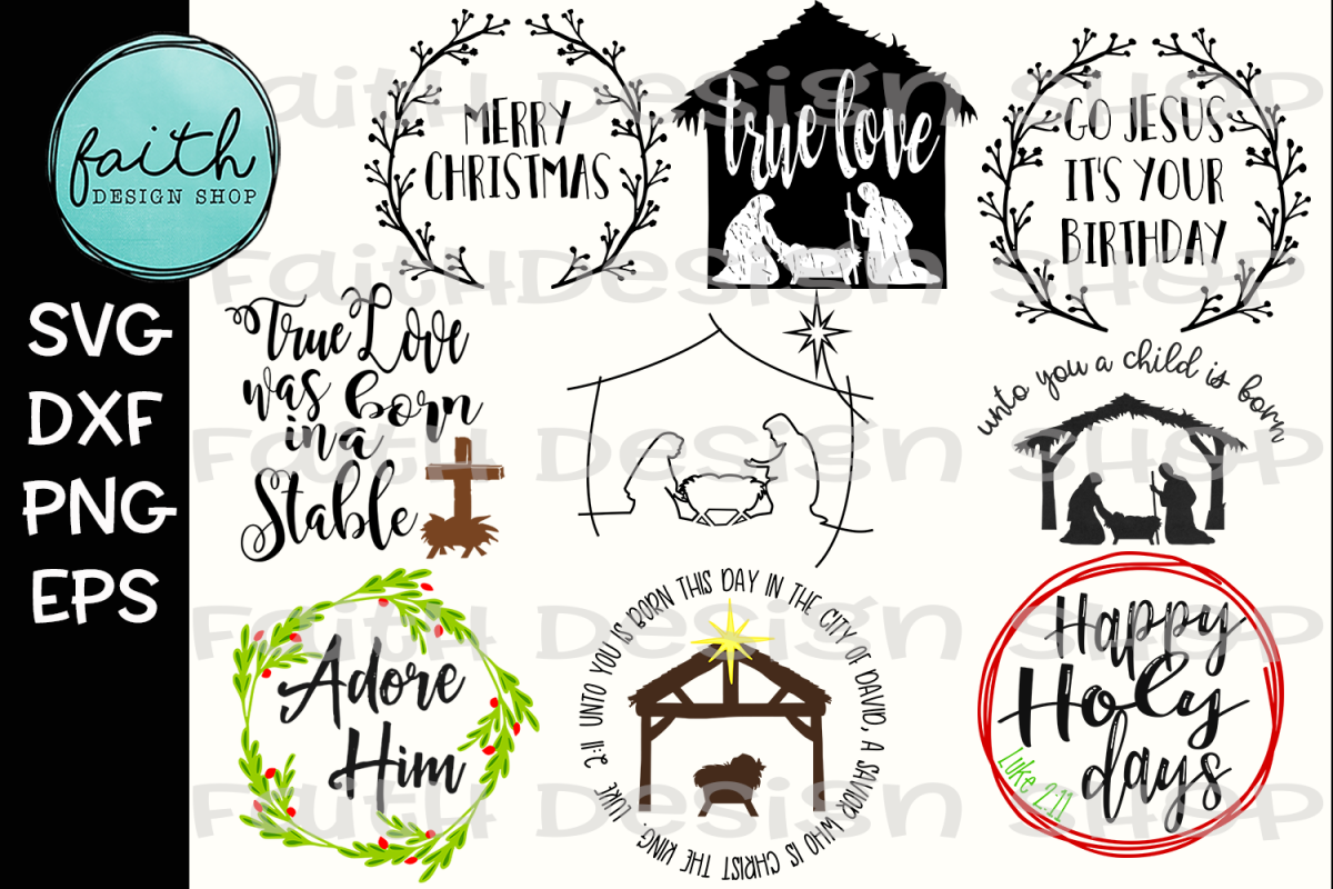 Christmas Bundle I example image 1