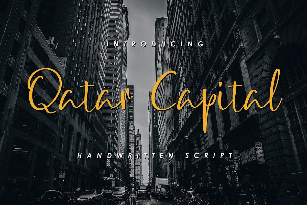 Qatar Capital example image 1