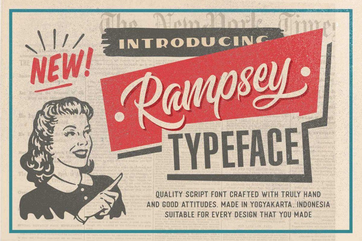 Rampsey Script example image 1