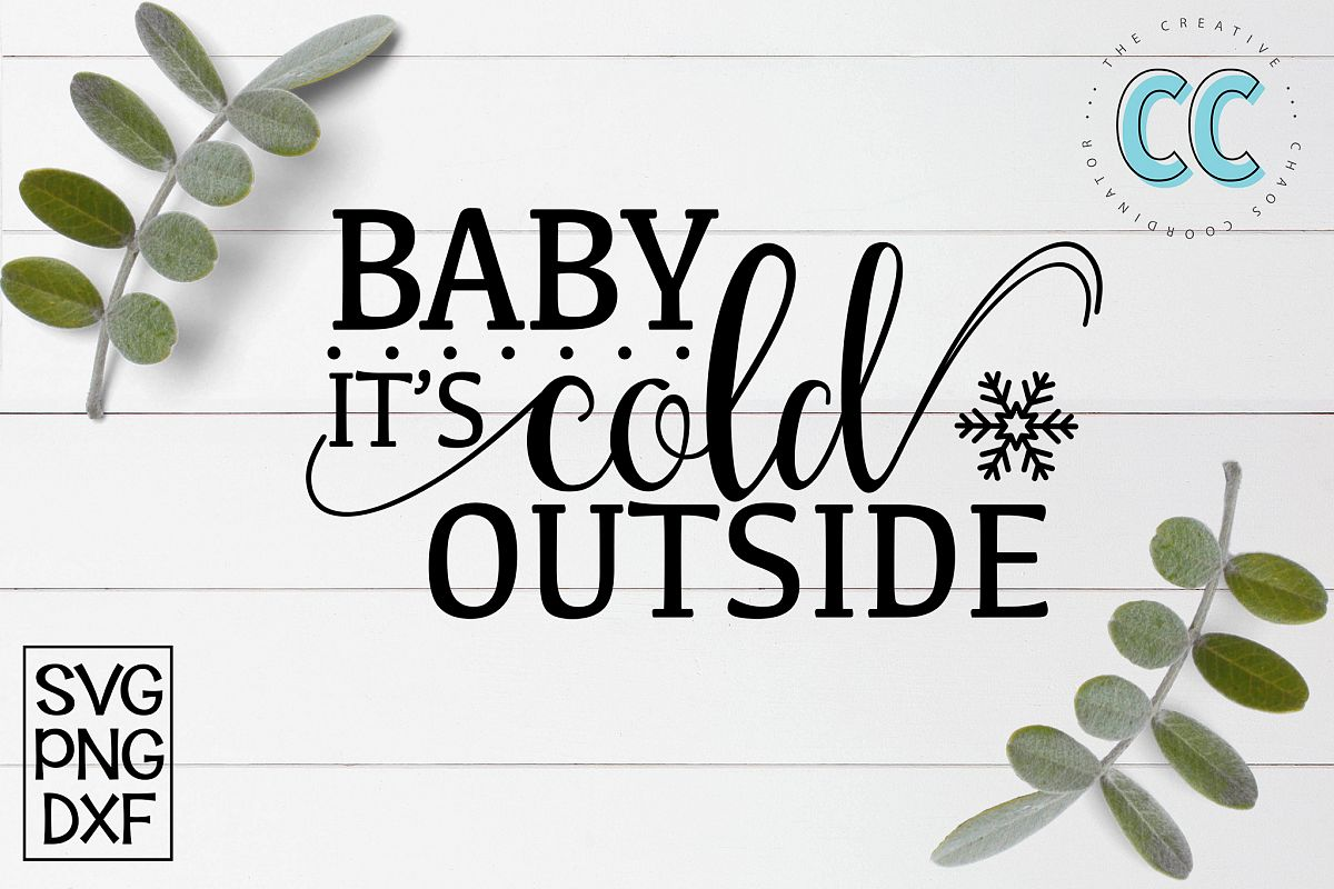 Baby It's Cold Outside example image 1
