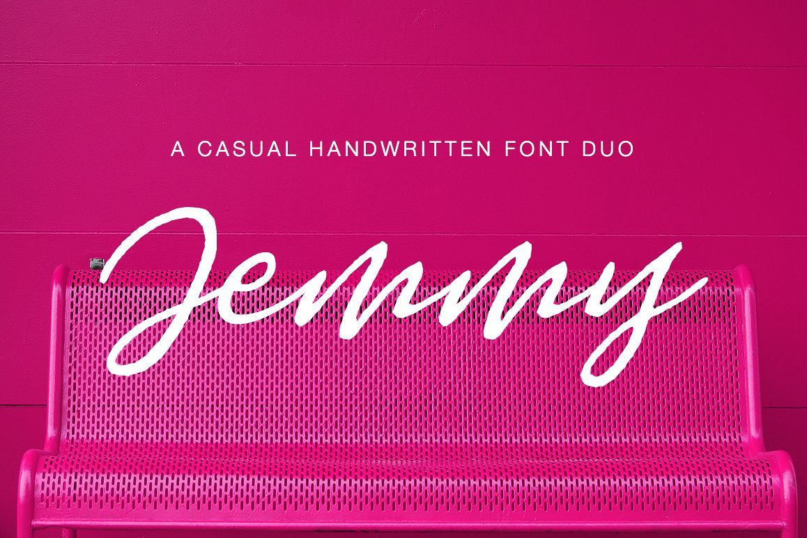 Jemmy script DUO example image 1