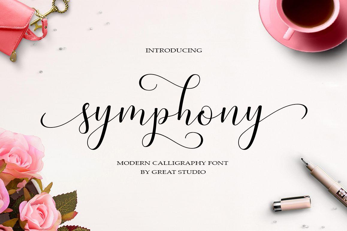 Symphony Script example image 1