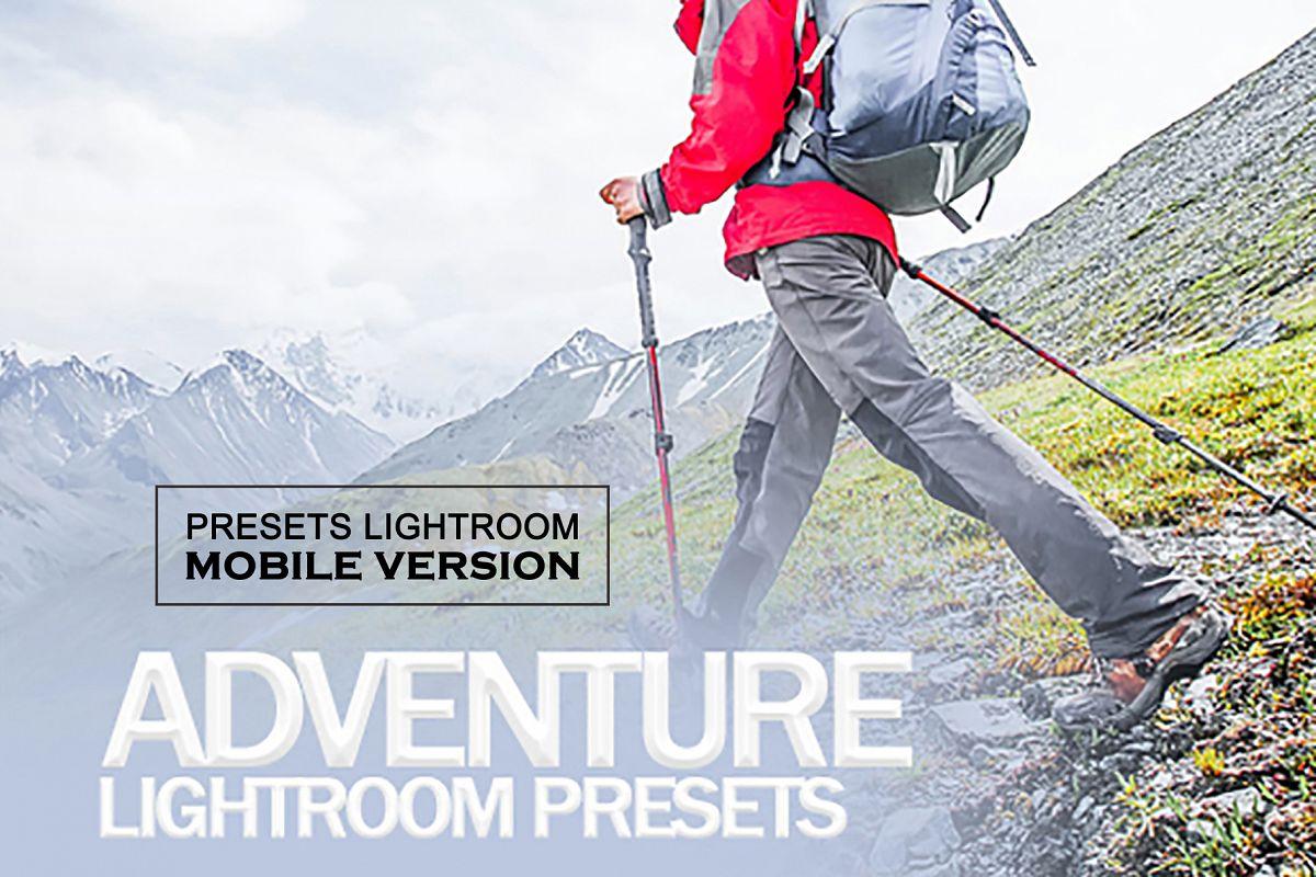 Adventure Lightroom Mobile Presets example image 1