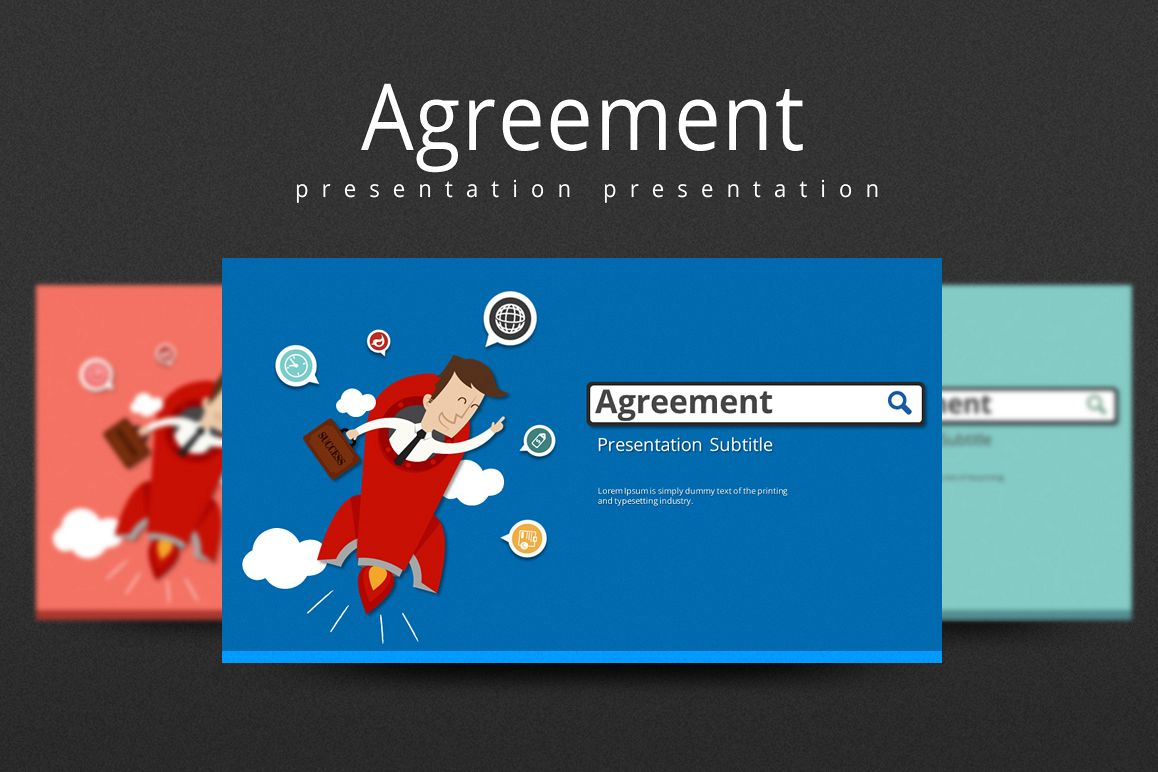 Agreement PPT example image 1