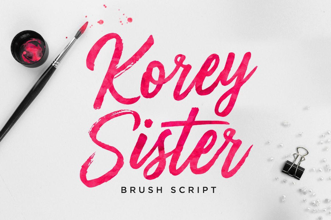 Korey Sister example image 1