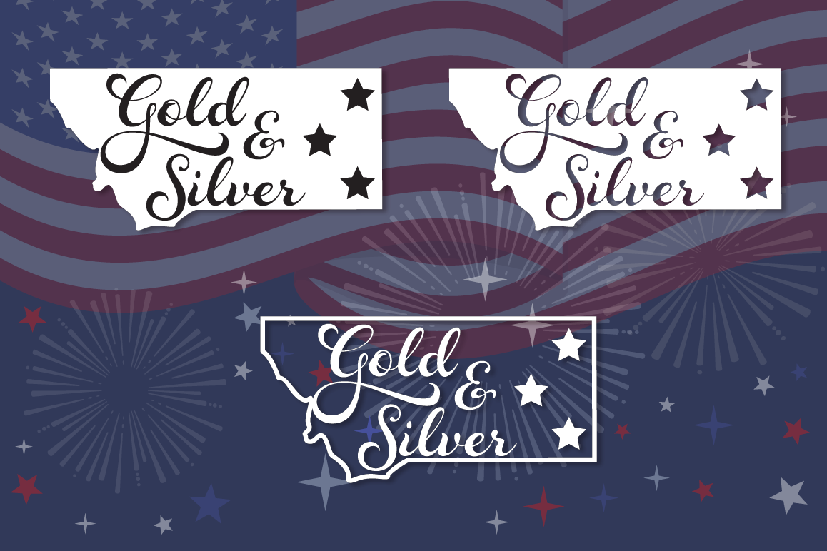 Ana Stasia & Co montana state motto svg cut file | 4th of july svg quote