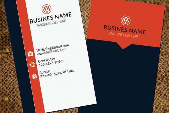 Business Cards example image 1