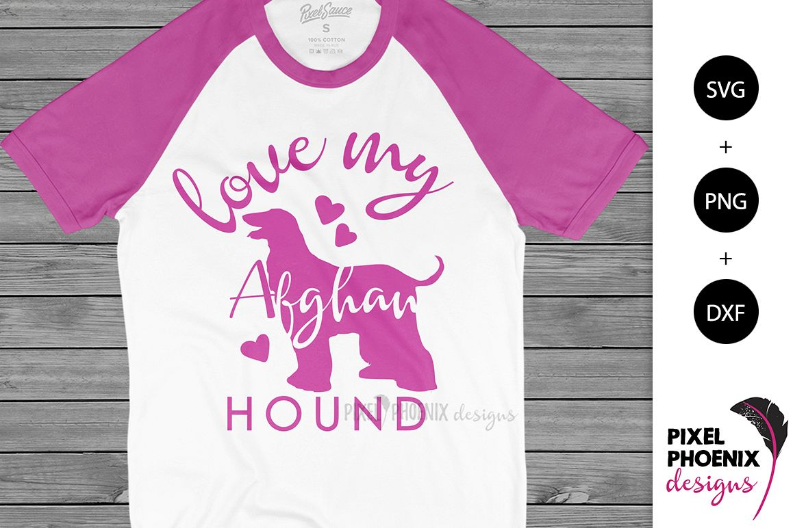 Love My Afghan SVG example image 1