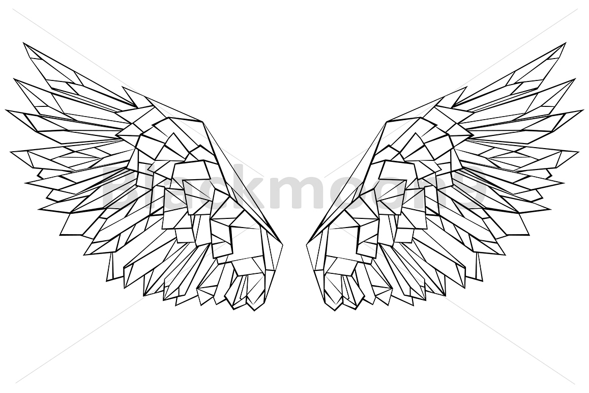 Polygonal Wings example image 1