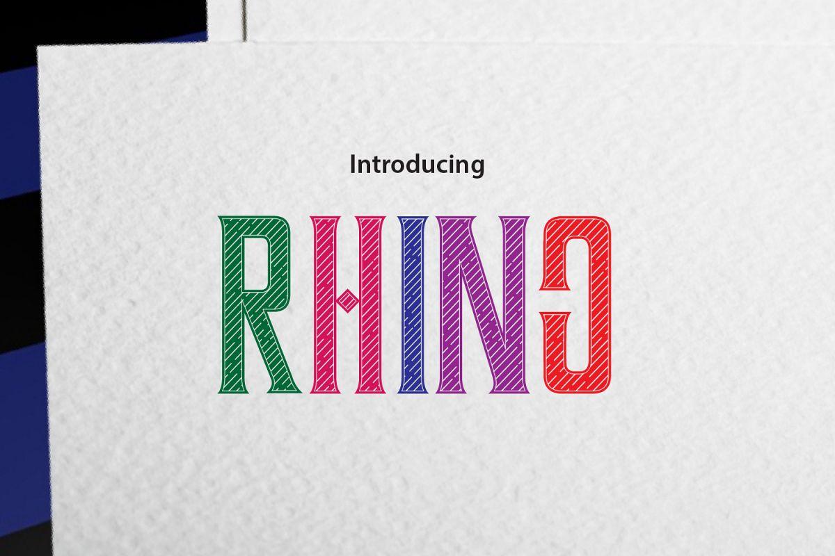 RHINO example image 1