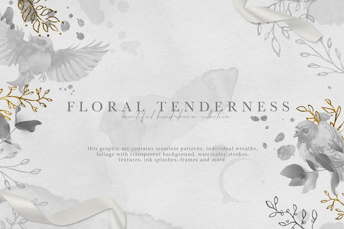Floral Tenderness example image 1
