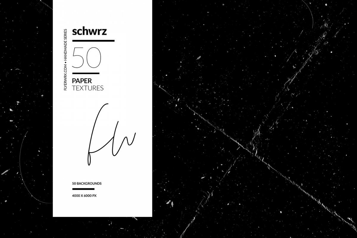 Schwrz - paper textures example image 1
