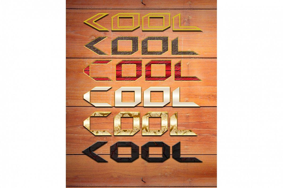 Royal Bundle, photoshop font styles example image 1