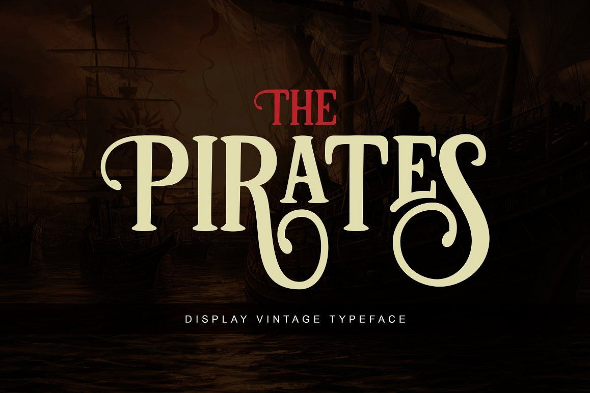 Pirates example image 1