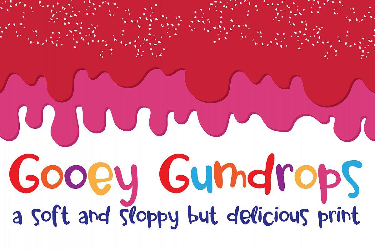 PN Gooey Gumdrops example image 1