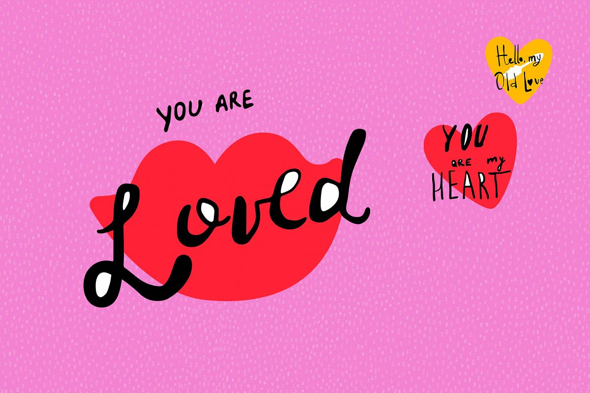 Valentine's Day Vector_part 06 example image 1