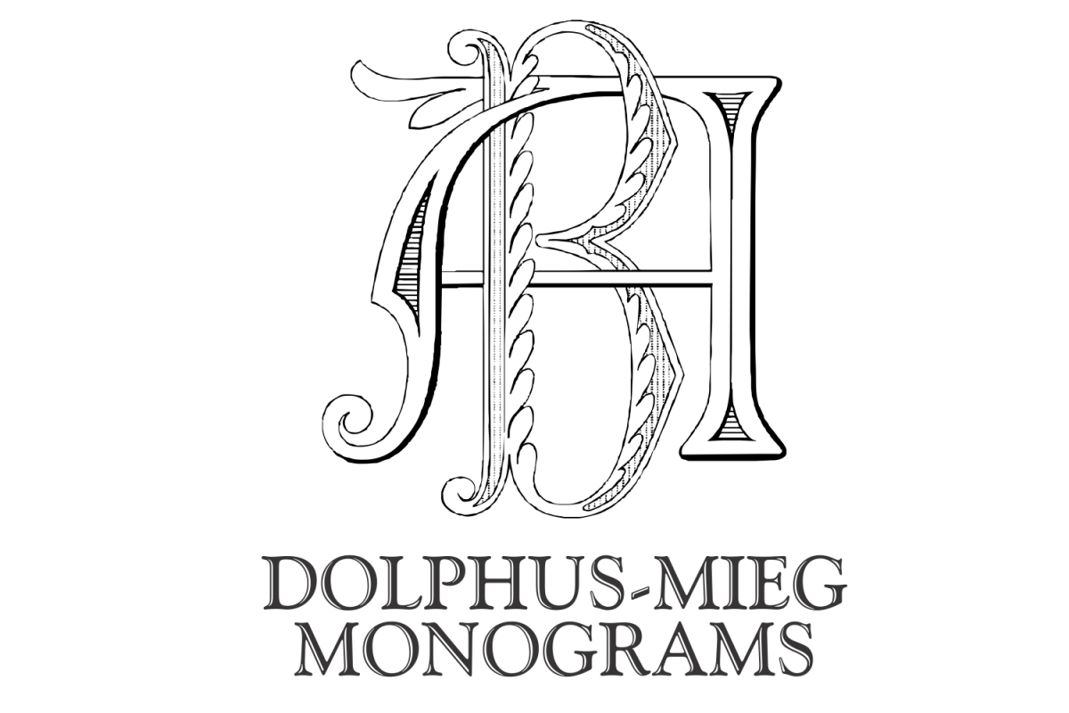 Dolphus-Mieg Monograms example image 1