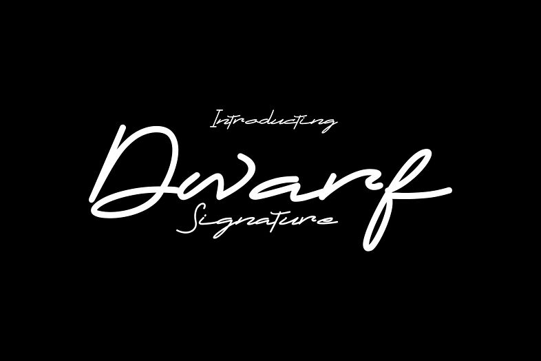 DWARF Signature example image 1