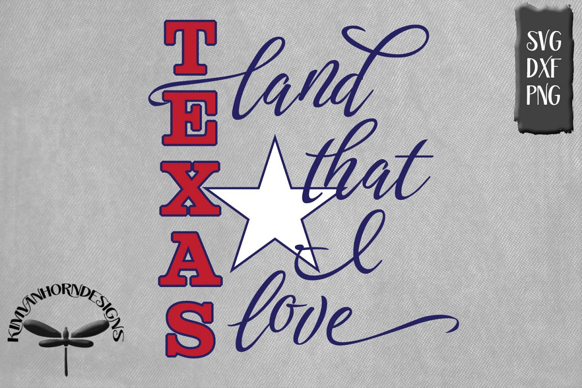 Texas - Land That I Love example image 1