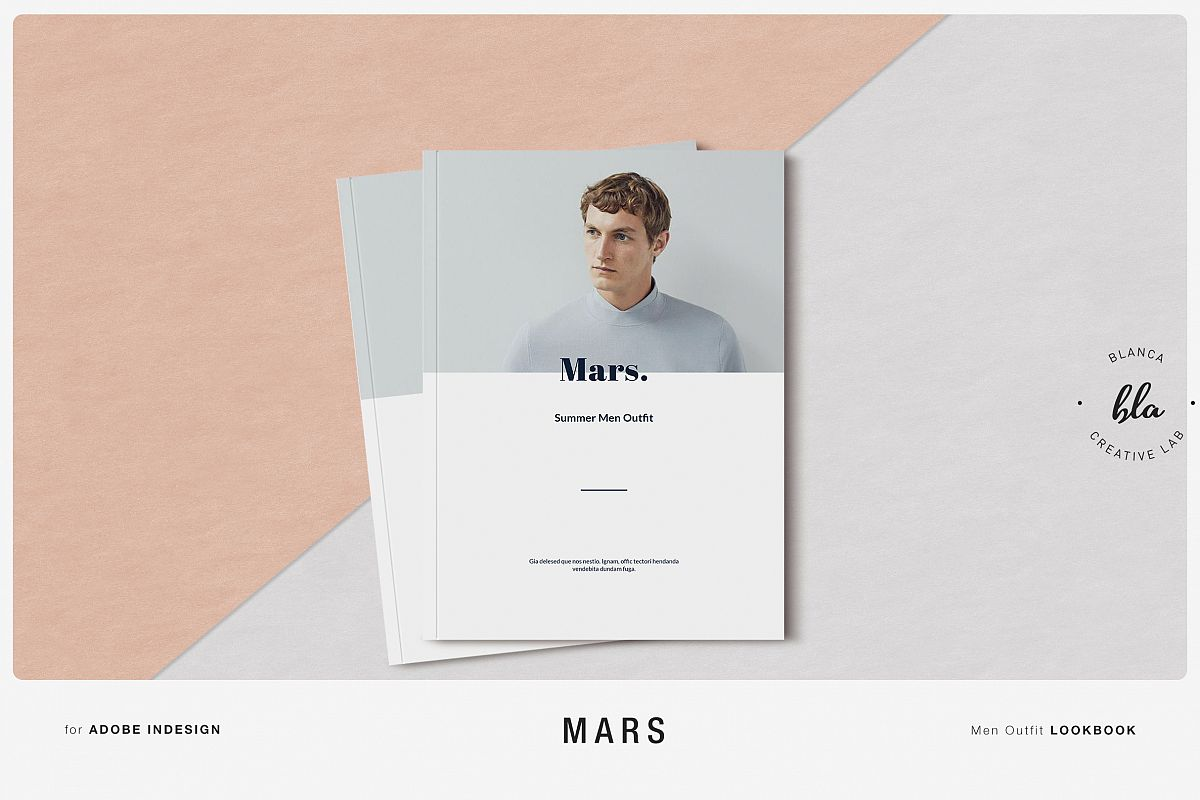 MARS Men Outfit Lookbook example image 1