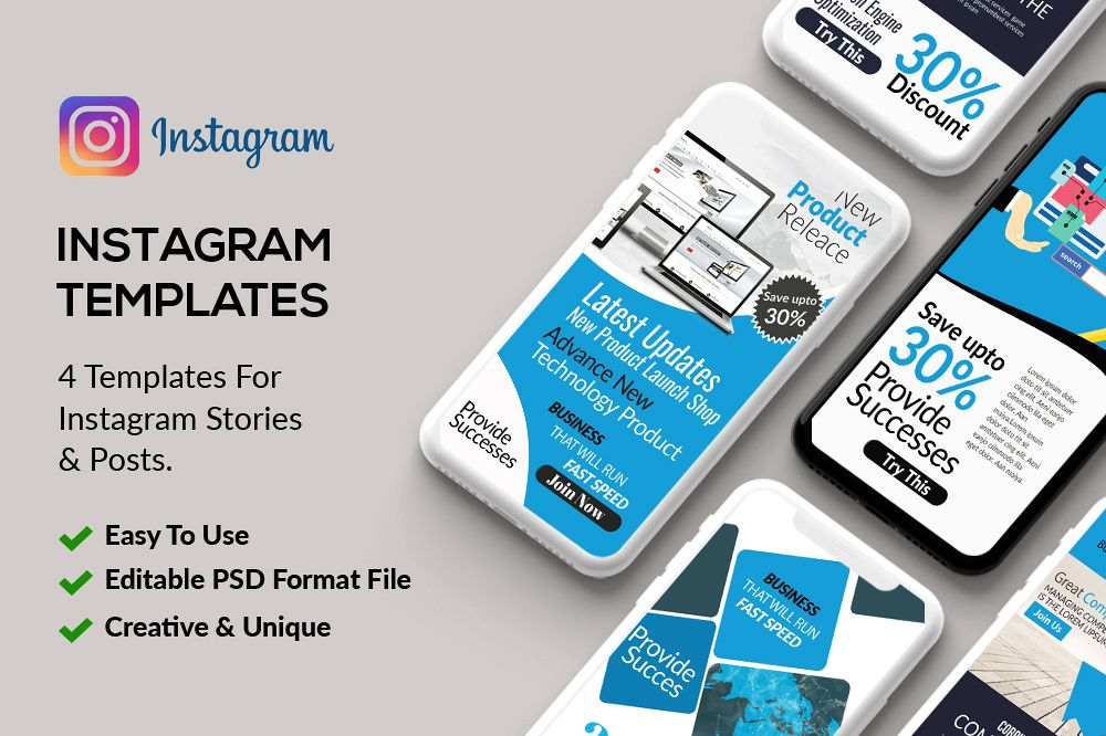 4 Business Instagram Stories example image 1