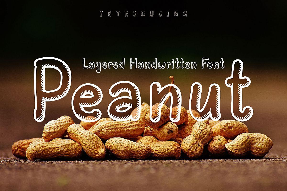 Peanut example image 1
