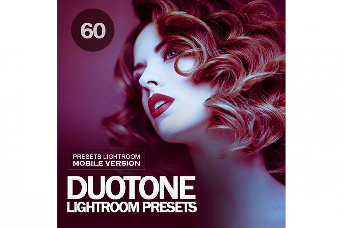 Duotone Lightroom Mobile Presets example image 1