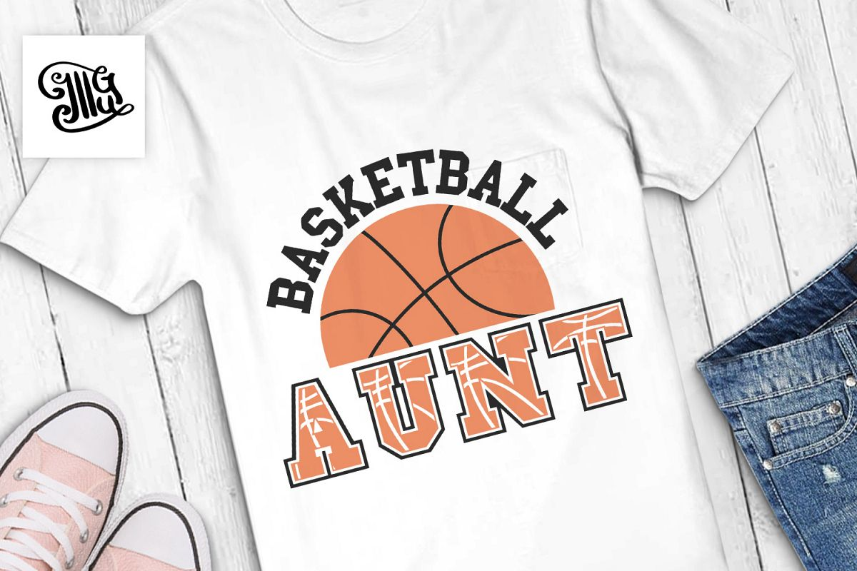 Basketball aunt example image 1