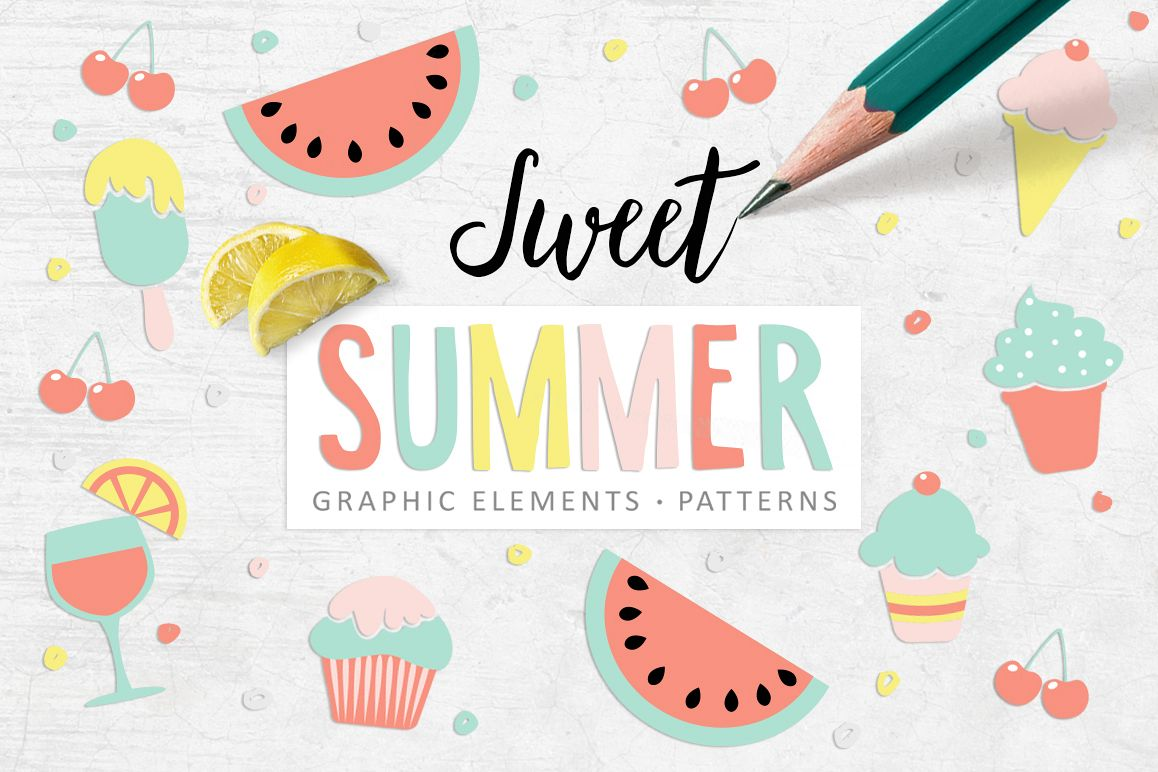 Sweet Summer set example image