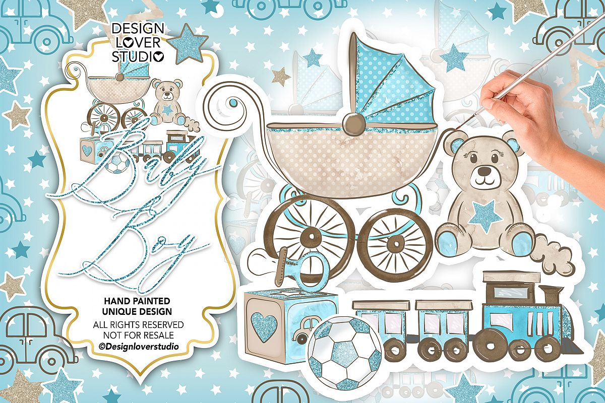 Baby Boy design example image 1