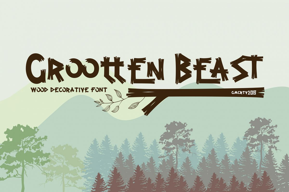 Grootten Beast example image 1