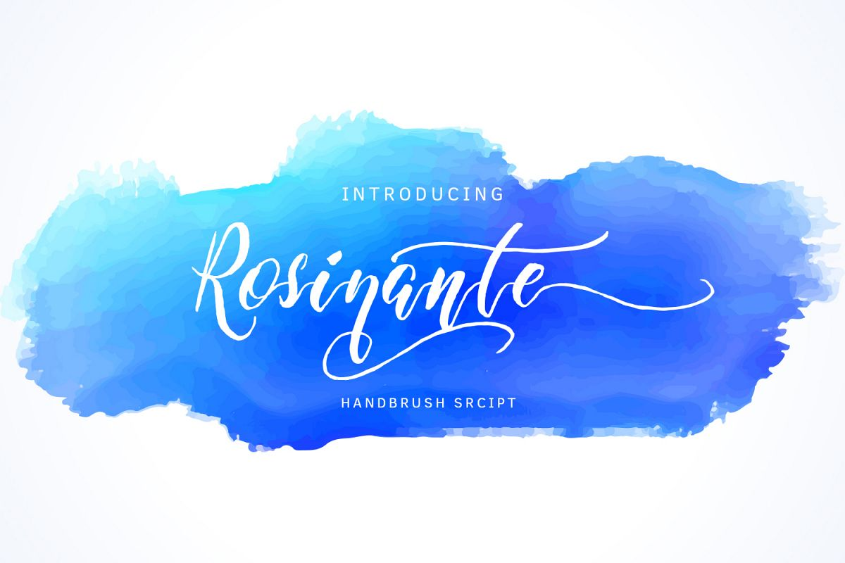 Rosinante example image 1