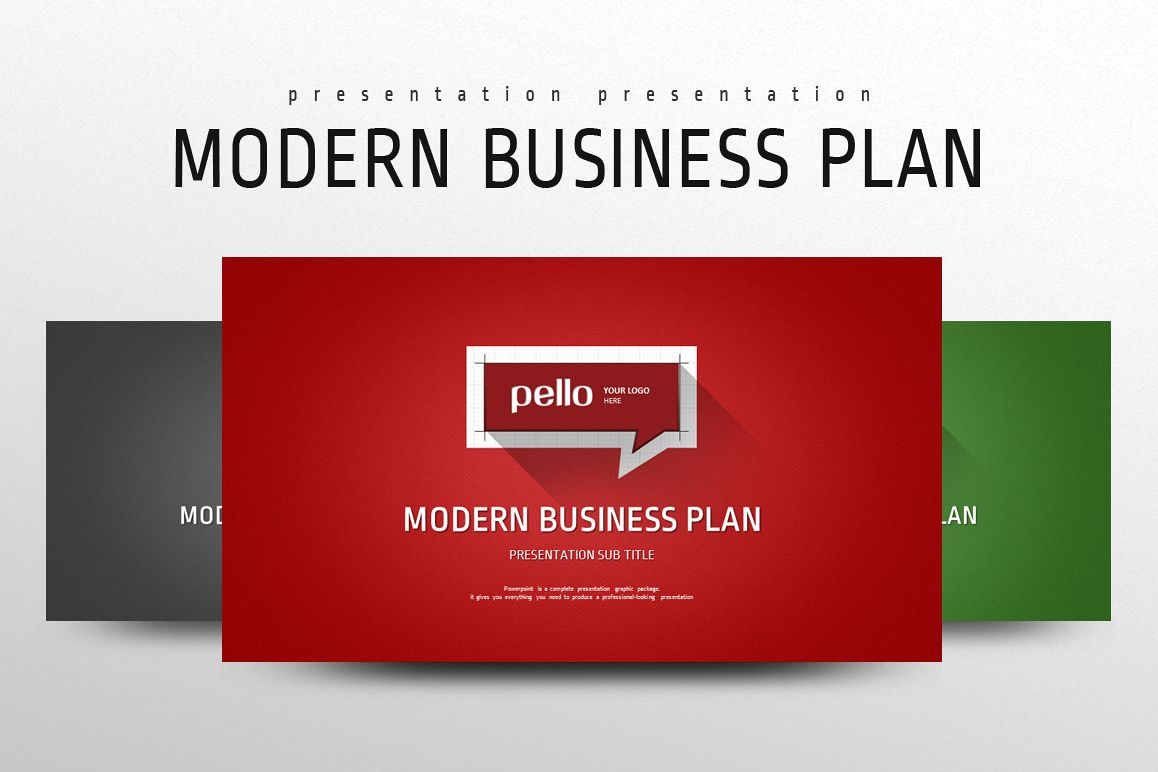 Business Plan PPT example image 1