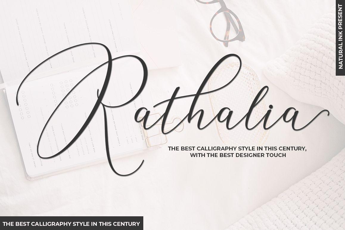 Rathalia example image 1