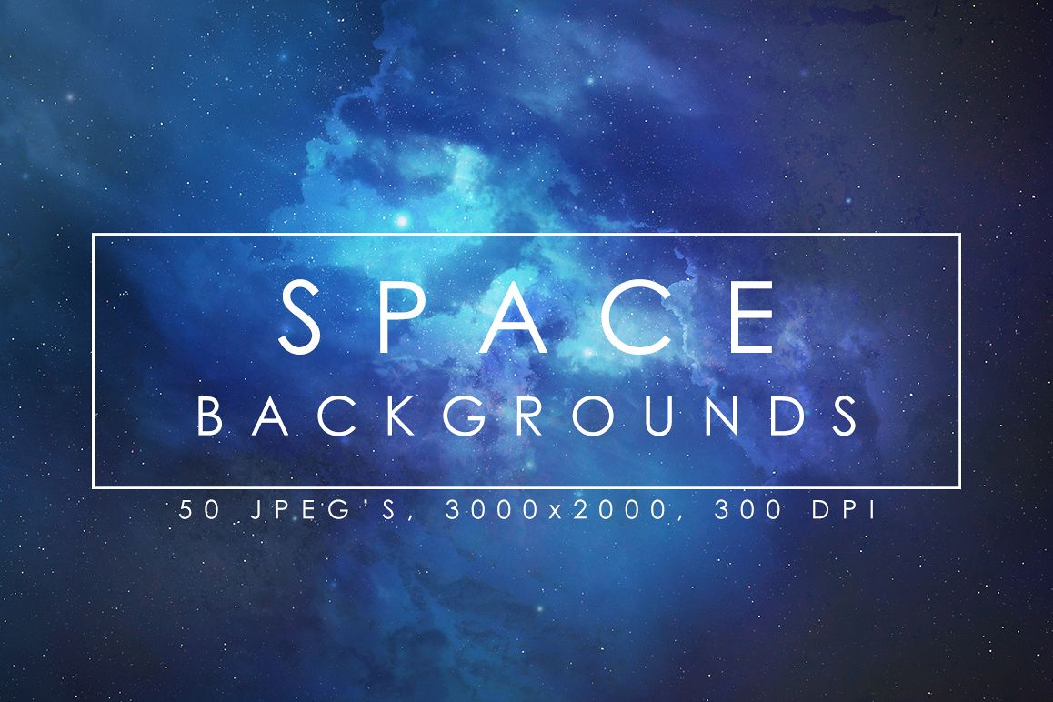 50 Space Backgrounds example image 1