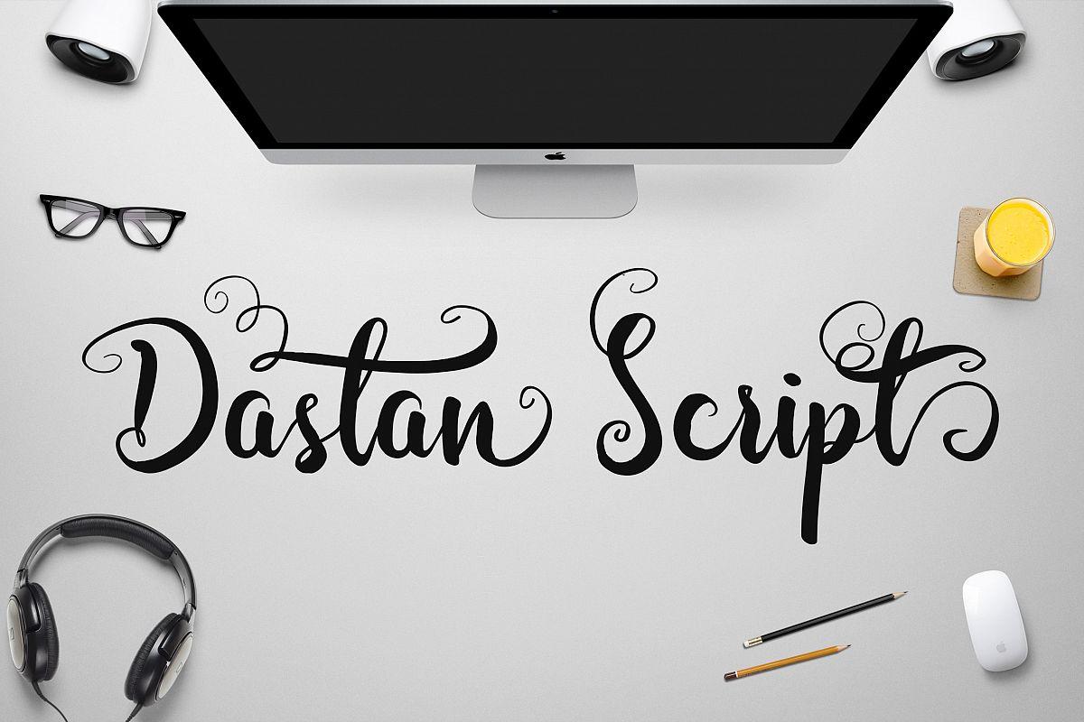Dastan Script example image 1