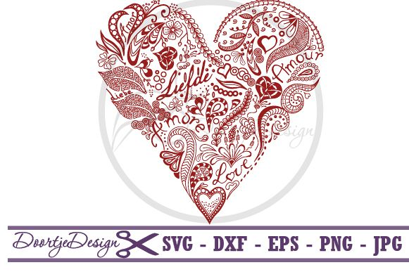 SVG files Heart Love Liebe Liefde Amour example image 1